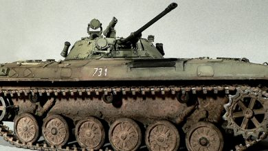 Photo of Ополченцы ЛНР захватили три БМП-2