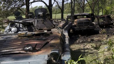 Photo of Украинские военные расстреливают своих солдат и технику