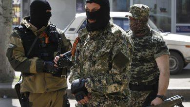 Photo of В Донецке захватили центральный военкомат
