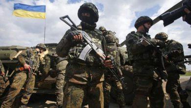 Photo of Национальная гвардия  приближается к Луганску