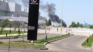 Photo of Вертолеты ВСУ наносят удар по предприятиям Донецка