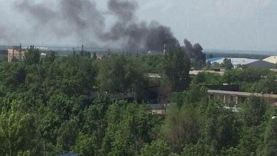 Photo of Первой жертвой АТО в Донецке стал мирный житель