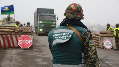 Photo of Возле украинской границы расположены 40 автомобилей с вооруженными людьми – Госпогранслужба