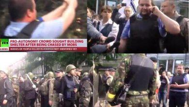 Photo of Задержан один из организаторов «Одесской Хатыни» (видео)