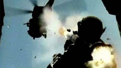 Photo of Около Славянска ополченцы сбили очередной вертолёт