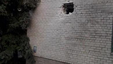 Photo of В Славянске обстреляли детскую больницу
