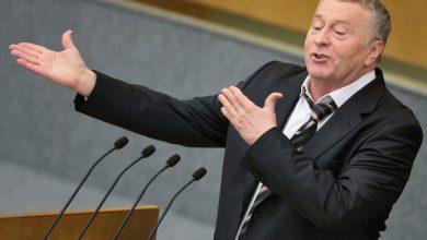 Photo of Жириновский готовит закон об оккупации Новороссии