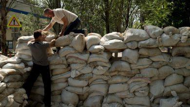 Photo of За ночь в Донецке ополченцы построили два новых блокпоста