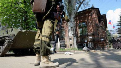 Photo of Ополченцы на БТР направились к аэродрому в Краматорске — СМИ