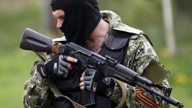 Photo of В Луганске сдалась воинская часть Нацгвардии