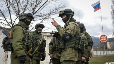 Photo of В Луганскую область прибыли российские добровольцы и бронетехника — СМИ