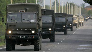 Photo of В ЛНР из России прибыло крупное подкрепление
