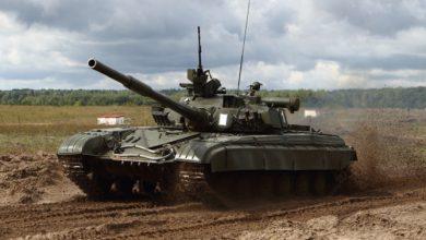 Photo of Под Славянском появились танки Т-64 (видео)