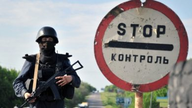 Photo of Под Донецком ополченцы штурмуют  пункт пропуска Мариновка
