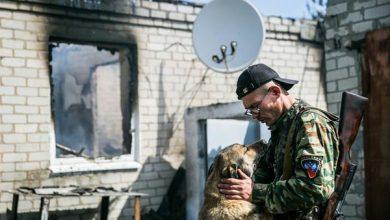 Photo of В поселке Семеновка не осталось ни одного целого дома