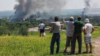 Photo of Ополченцы уничтожили установку «Град»
