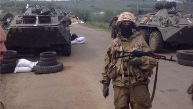 Photo of Боевики АТО перекрыли «Дорогу жизни» в Славянске