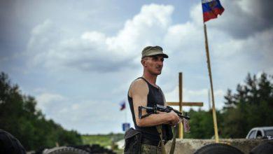 Photo of Ополченцы взяли под контроль расположенный на границе поселок Дмитровка
