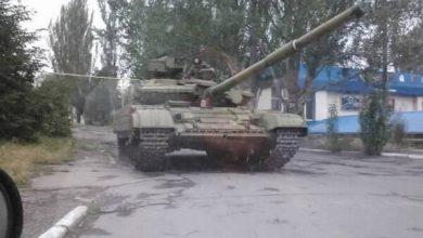 Photo of У ополченцев на вооружении появилось три танка (видео)