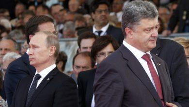 Photo of Порошенко пообщался с Путиным