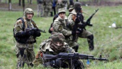 Photo of Ополченцы захватили милицейское училище в Луганской области