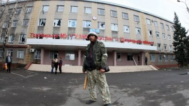 Photo of Авиация бомбила Горловку, есть жертвы (видео)