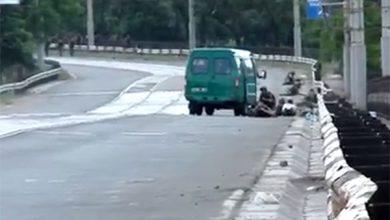 Photo of В Мариуполе украинские военные попали в засаду ополченцев (видео)