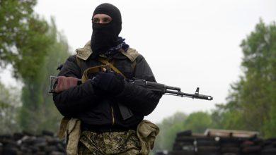 Photo of В Краснодоне Луганской области захватили здание СБУ