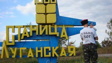 Photo of Станица Луганская: Нападавшие, побросав с кузова покойников, снова ушли на север