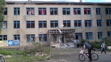 Photo of Успехи АТО: автошкола, тубдиспансер, подстанция и гаражи уничтожены (фото)
