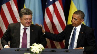 Photo of Порошенко просит у США и ЕС помощи усилить контроль на границе с РФ