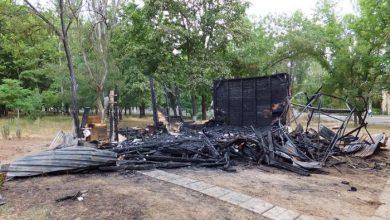 Photo of «Правый сектор» разрушил и сжег православный храм в Херсоне