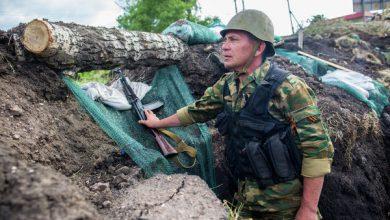 Photo of В Донецкой области идет ожесточенный бой – у сил Сопротивления 15 танков
