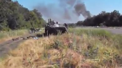 Photo of Ополченцы взяли в плен боевиков разгромленного батальона «Айдар» (видео)