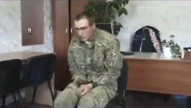 Photo of Допрос пленных и раненных из карательного батальона «Айдар»