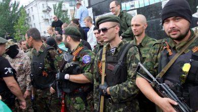 Photo of Ополченцы в Донецке приняли присягу на верность ДНР (видео)