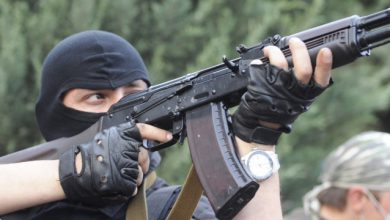 Photo of Ополченцы штурмуют погранотдел «Беловодск»