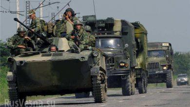 Photo of Колонна российских войск движется к украинской границе — СМИ