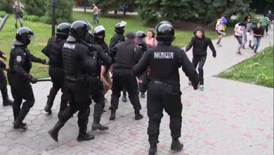 Photo of В Харькове милиция избила активистов майдана