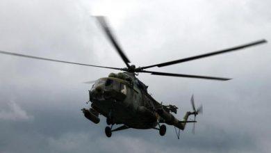 Photo of Ополченцы сбили вертолет под Славянском