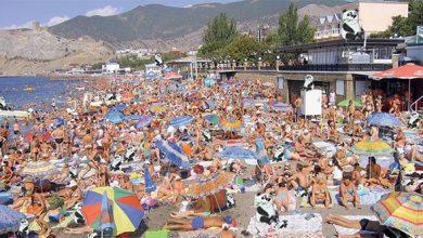 Photo of Поток туристов в Крым оказался выше прогнозируемого