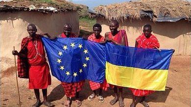 Photo of 23 года Украина двигалась в… Африку