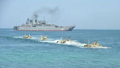 Photo of Россия начала военные учения в акватории Черного моря