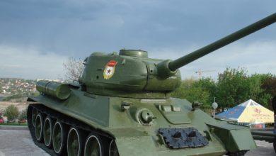 Photo of В Донецке ополченцы вывезли бронетехнику из музея ВОВ