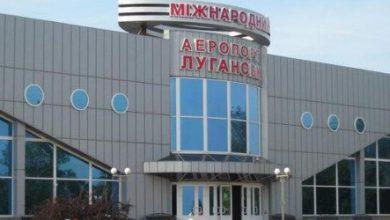Photo of Ополченцы на шести танках обстреляли Луганский аэропорт