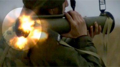 Photo of Запорожский идиот жахнул из гранатомёта в собственной квартире
