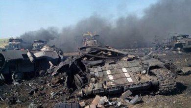Photo of Командира бригады карателей, разгромленной под Зеленопольем, отстранили