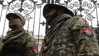 Photo of Ивано-Франковские майдауны прячутся от армии