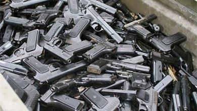 Photo of Киевский УБОП изъял 185 пистолетов и 42 пулемёта