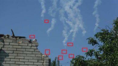 Photo of Над Харцызском сбили транспортный самолёт карателей